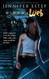 Jennifer Estep - Widow's Web