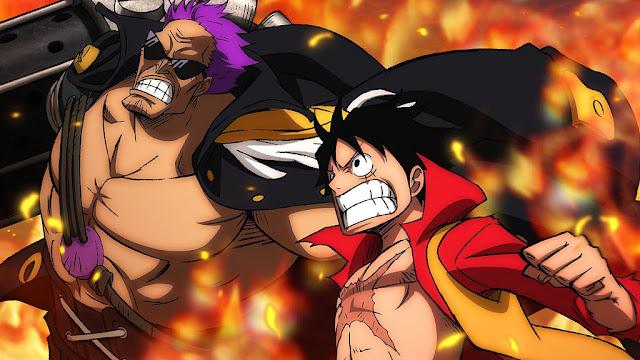 Ternyata Pesan Asgardia Dan Nuswantara Sudah Disampaikan Dalam One Piece! - Monkey D. Luffy