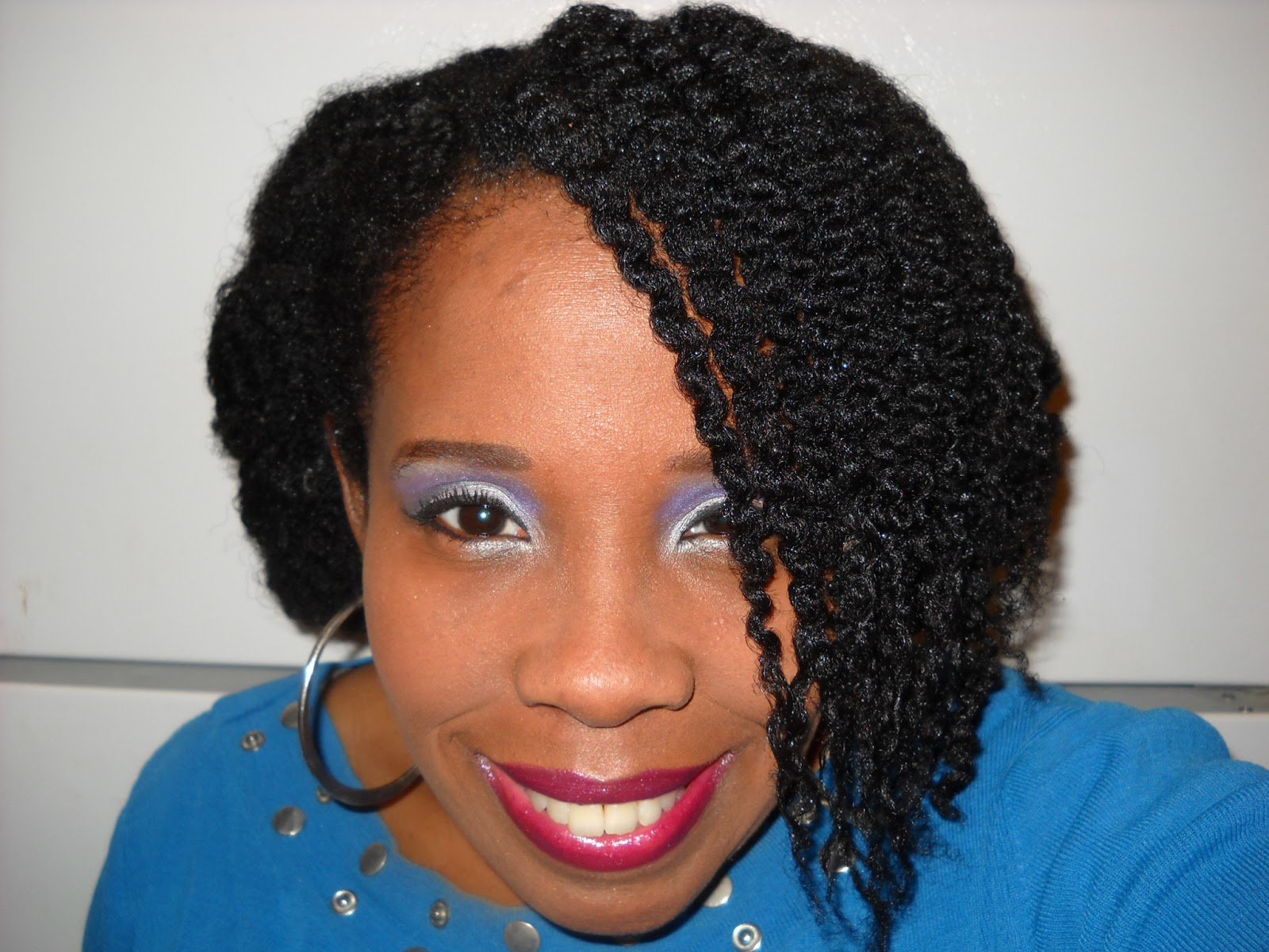 Hair Style 4c: CoilyQueens™ : April 2013