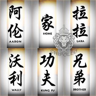 3500 Japanese Names Kanji Tattoo Librosvirtual