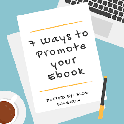 Promote Ebook Online for free