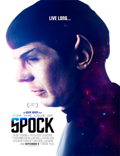 Ver For the Love of Spock (2016) Online