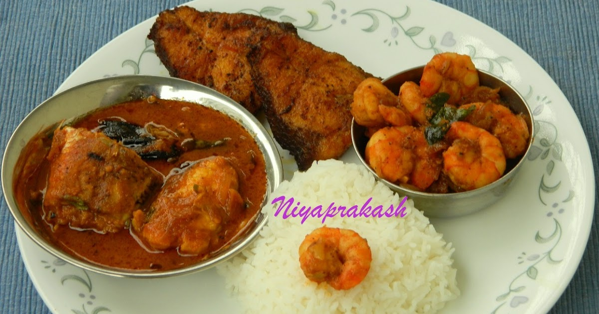 Niya's World: Kerala Fish Curry (with Red Snapper