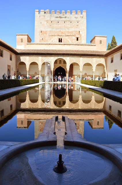 Alhambra Patio de Arrayanes