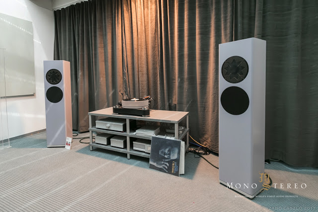 Mono and Stereo High-End Audio Magazine: MANGER AUDIO AT THE
