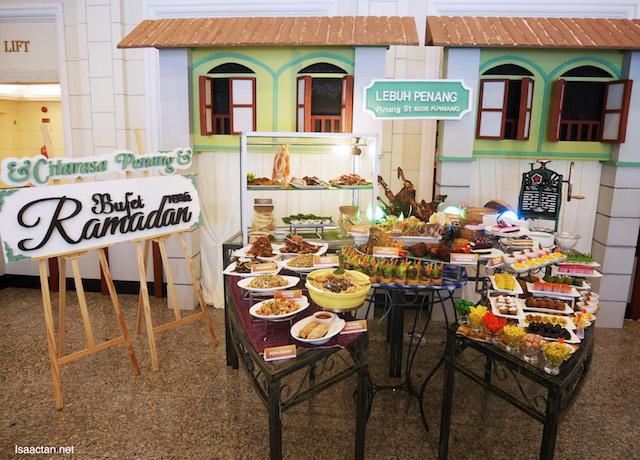 Ramadan Buffet Spread @ Grand BlueWave Hotel Shah Alam