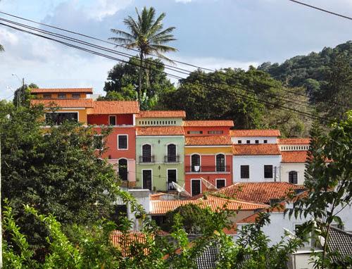 Guaramiranga é uma cidade serrana no interior do Ceará (Foto: Aline Lima)