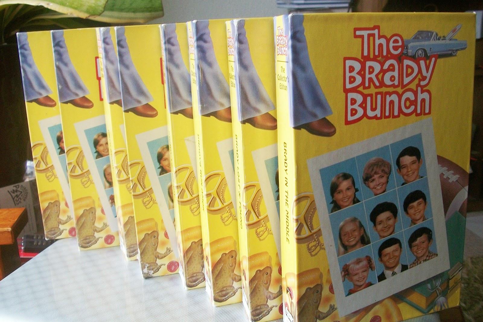 The Brady Bunch Blog Brady Bunch Columbia House Vhs