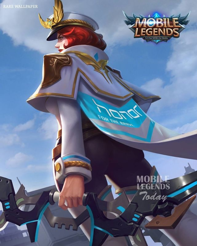 Wallpaper Mobile Legend Android/ios HD