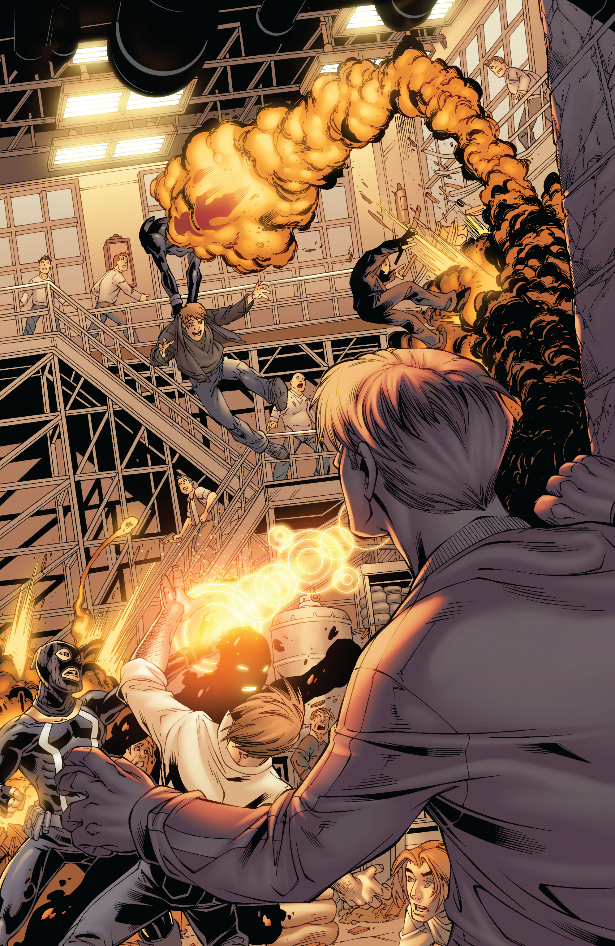 Read online Ultimate X-Men comic -  Issue #75 - 31