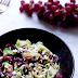Salade van Gegrilde Courgette en Geroosterde Druiven