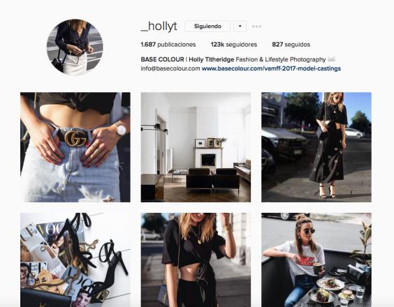 Instagram _hollyt