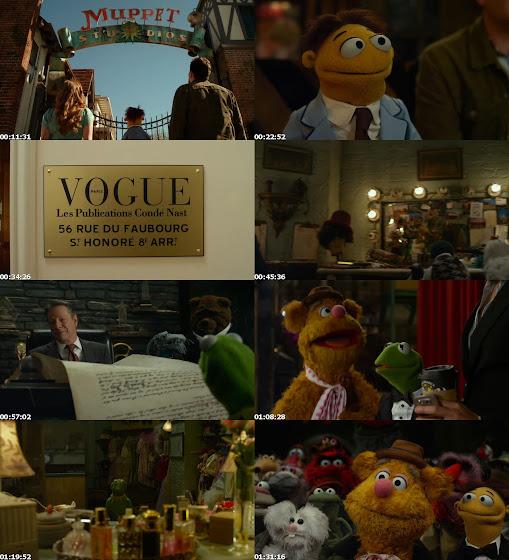 The Muppets Los Teleñecos La Rana Gustavo Triki El: Los Muppets [2011][DVDRip Latino] 1 Link