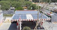 Yingli Solar'dan ilk akaryakıt istasyonu güneş enerjisi projesi