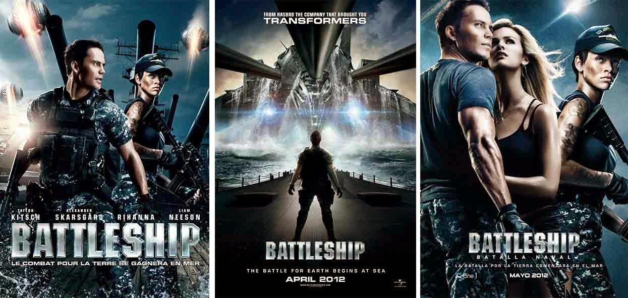 Battleship - Battleship: Bitwa o Ziemie (2012)