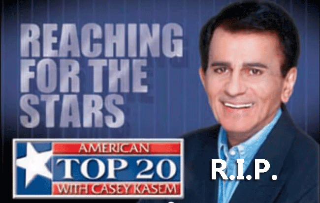 Casey Kasem Dead at Age 82 Last June 15, 2014