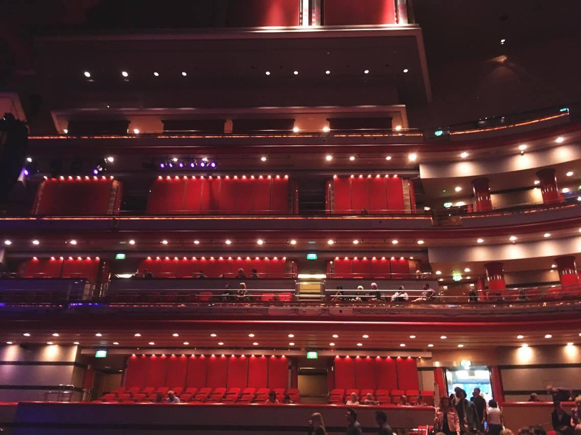 Birmingham Symphony Hall 2017