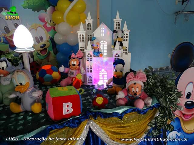 Decoração infantil Baby Disney - Festa infantil