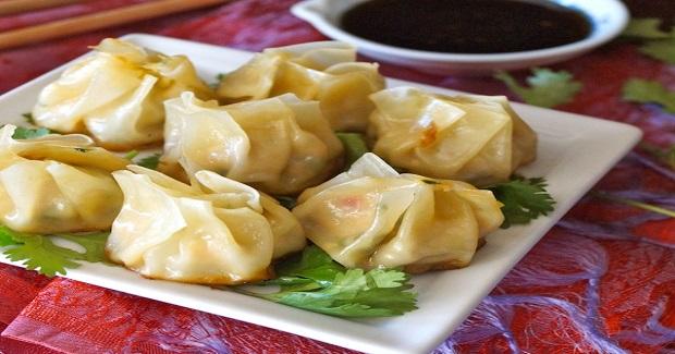 Garlic-Ginger Chicken Dumpling Recipe - Kusina Master Recipes