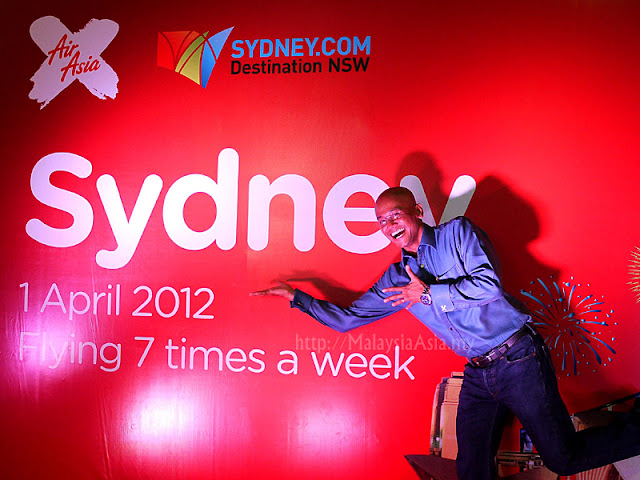 AAX Flights ot Sydney