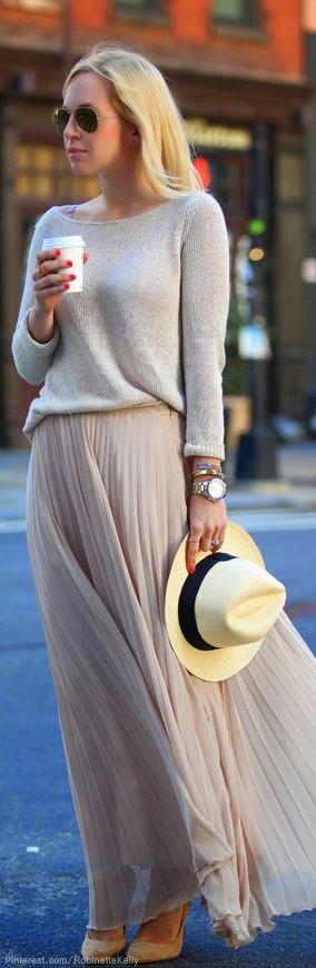 DeaTwilightZone - como usar maxi saia?