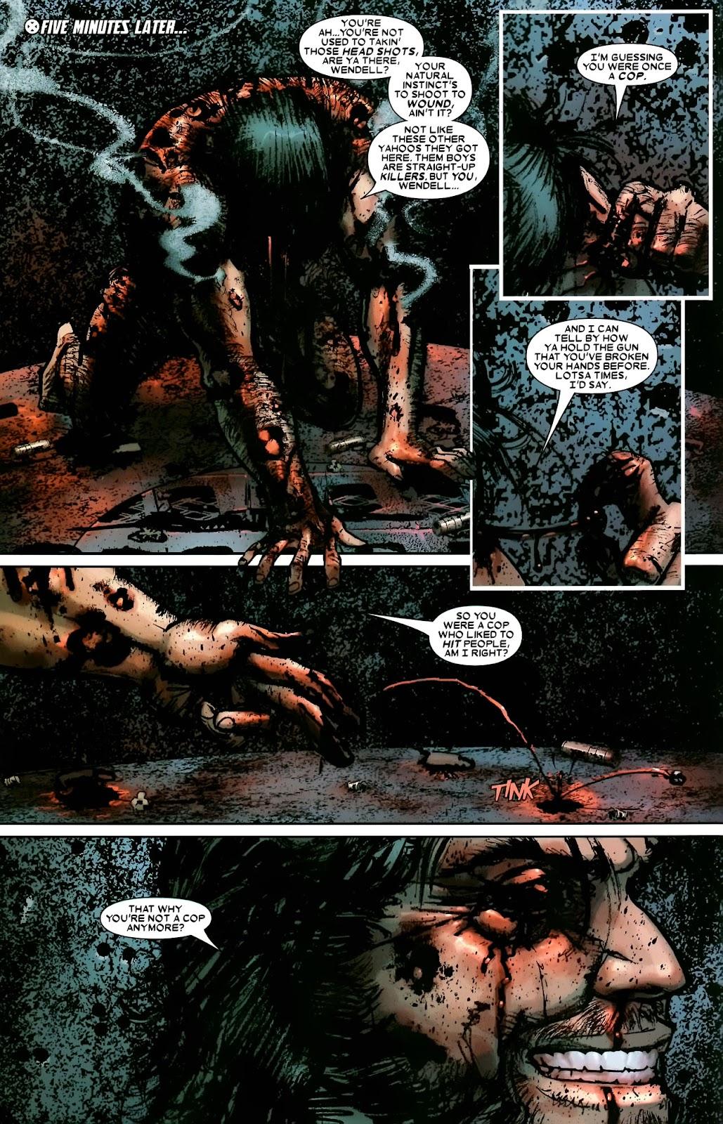 Read online Wolverine (2003) comic -  Issue #56 - 18