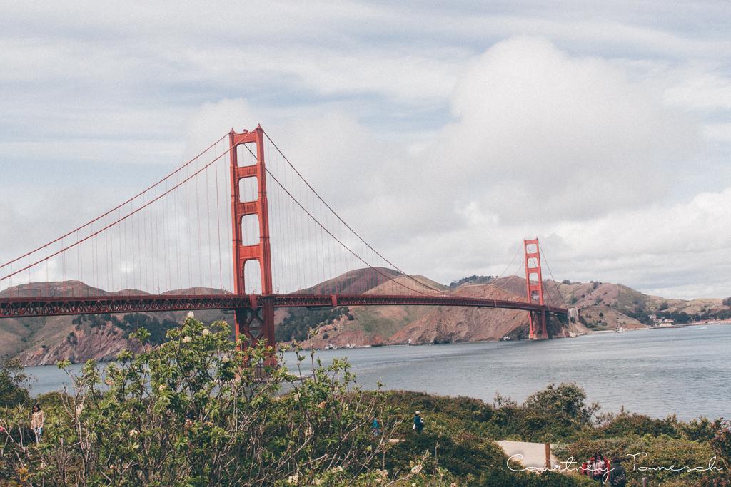 Courtney Tomesch San Francisco California Golden Gate Bridge
