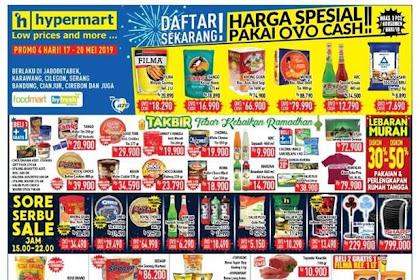 Promo Katalog Hypermart JSM Weekend 24 - 27 Mei 2019