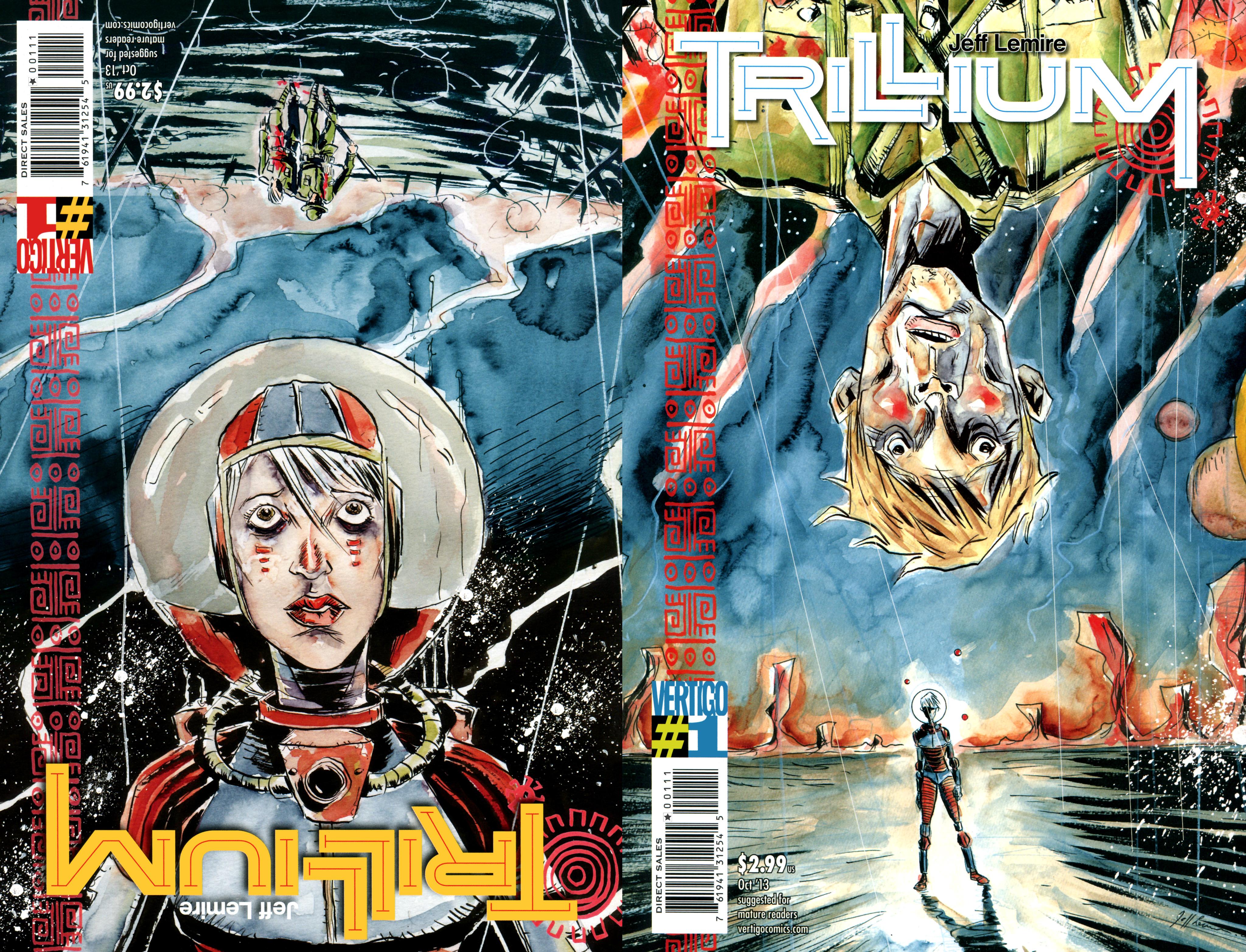 Read online Trillium comic -  Issue #1 - 31