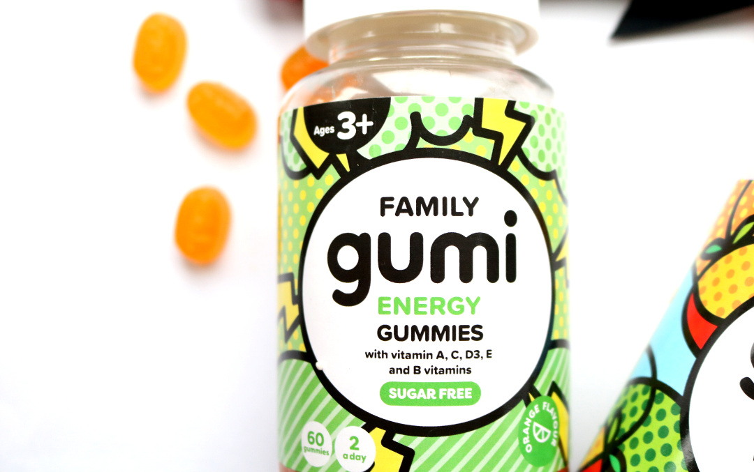 Gumi Family Energy Gummies review