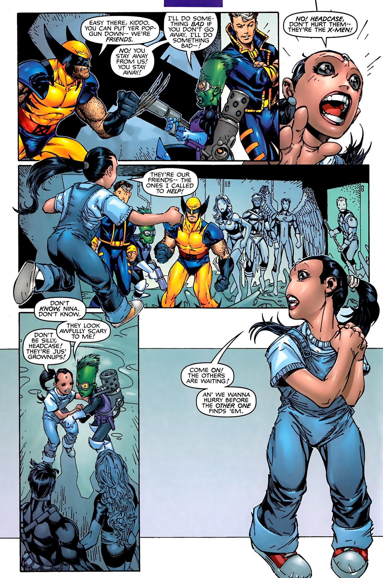 Read online Astonishing X-Men (1999) comic -  Issue #1 - 14