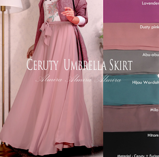 model rok celana muslimah modern