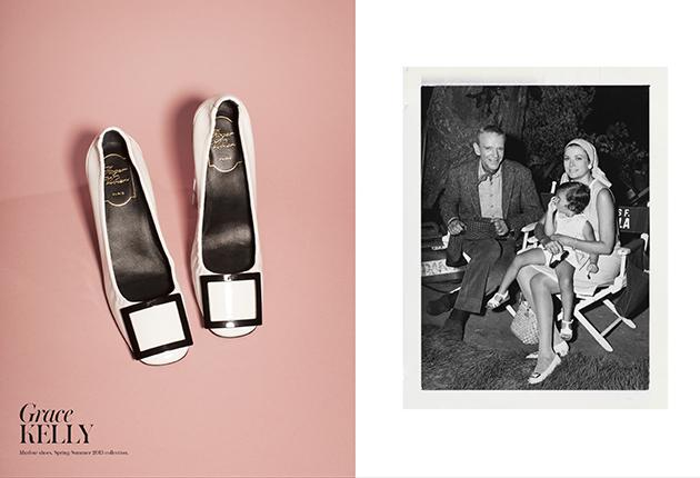 If The Shoe Fits: Roger Vivier Book Launch – MISCHA