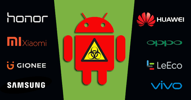 Millions of Android infected with RoyyenSys Malware