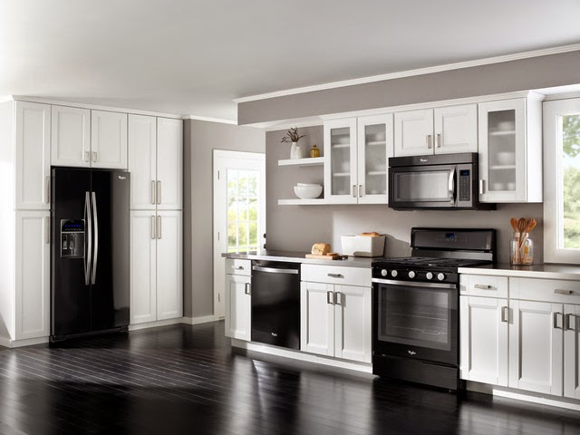 How to Make the Harmony Colors of Gray Kitchen Cabinets