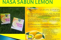 Jual Sabun Lemon Nasa Terbaru