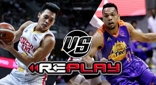 Video Playlist: Ginebra vs TNT replay 2019 PBA Philippine Cup