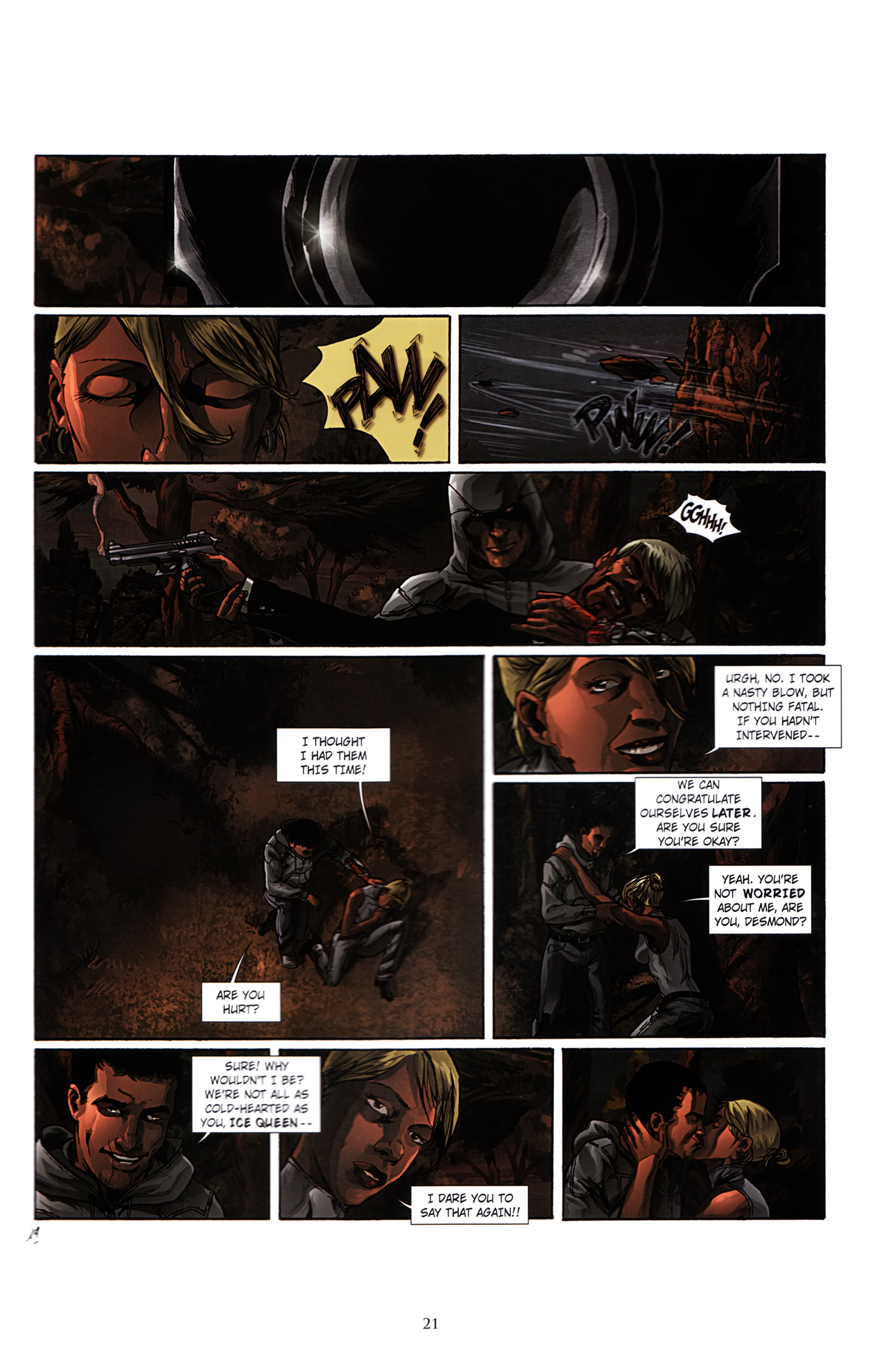 Read online Assassin's Creed (2012) comic -  Issue #3 - 25