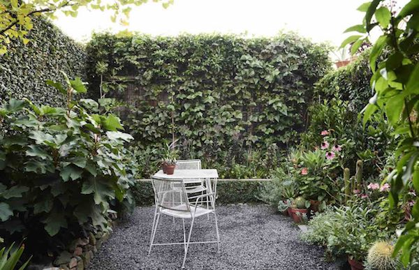 jardín pequeño-trucos aprovecharlo