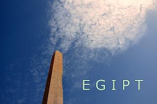 Egipt. Karnak. Obelisk