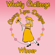 Cheery Lynn Designs- Celebrate Challenge Winner December 2011