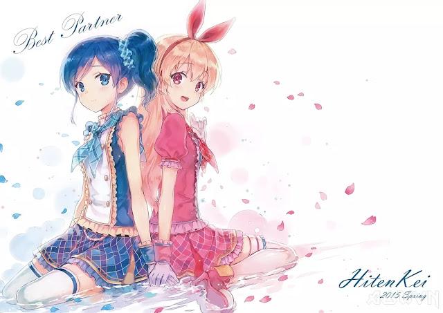 21 AowVN.org m - [ Hình Nền ] Anime Tuyệt Đẹp by HitenKei | Wallpaper Premium