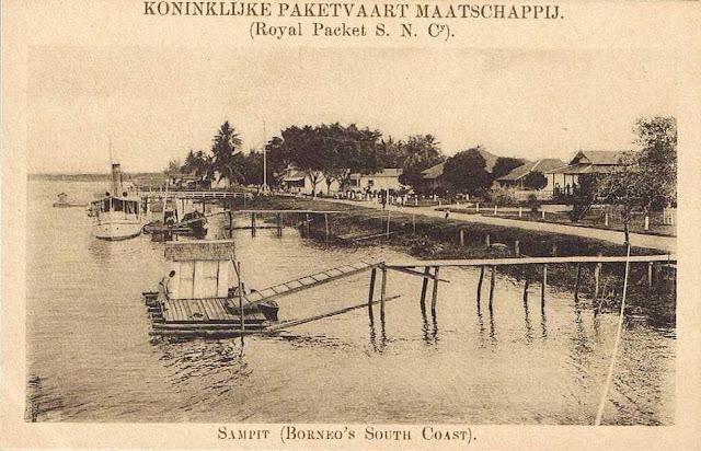 Sejarah Kota Sampit