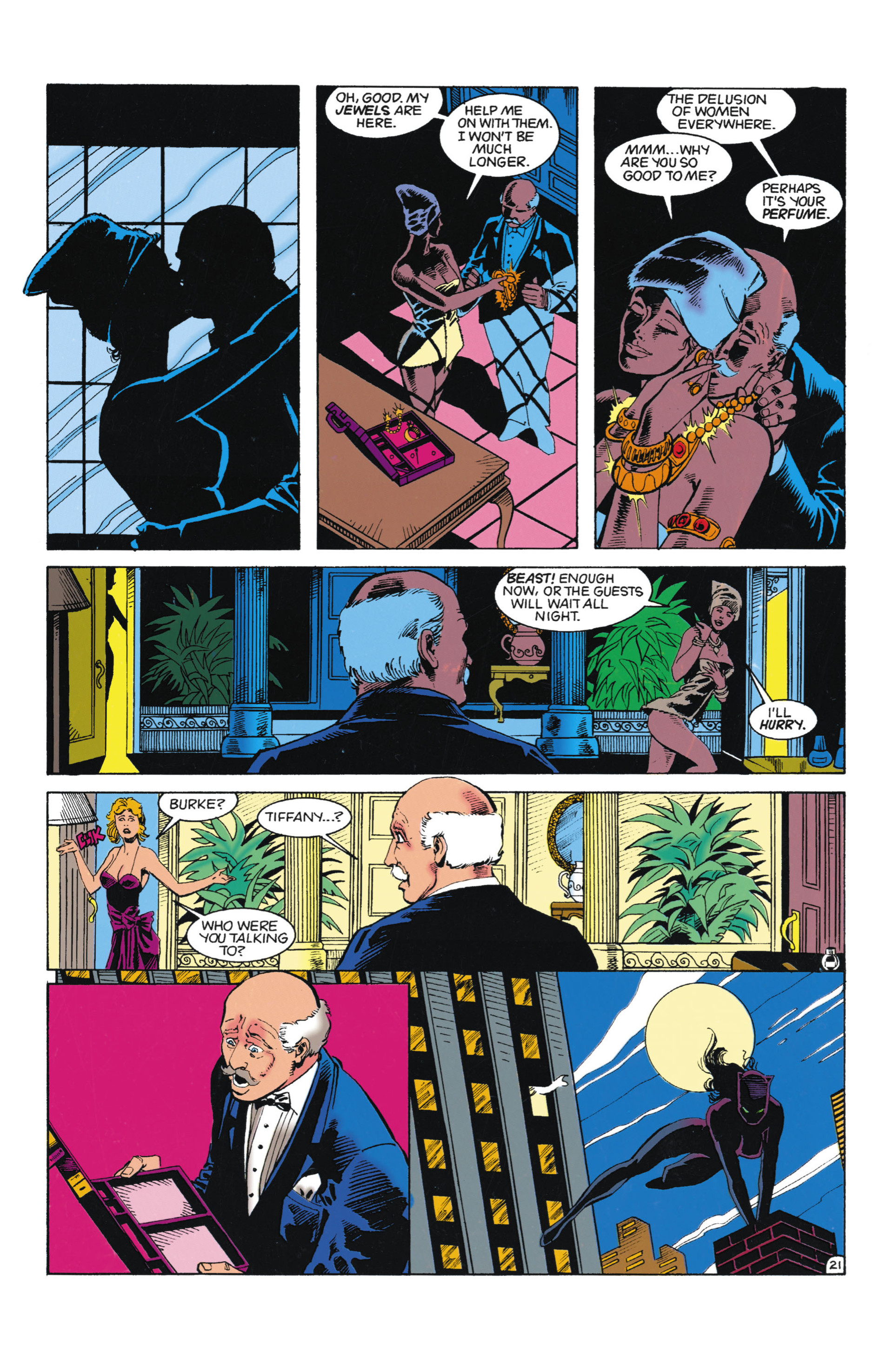 Catwoman (1993) Issue #1 #6 - English 22