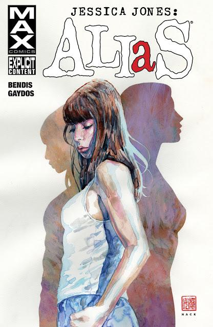 Mega Post: Alias de Brian Michael Bendis (Leitura Pré-Vingadores - A Queda)