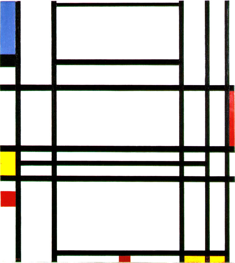 piet mondrian essays Read piet mondrian's contribution in architecture free essay and over 88,000 other research documents piet mondrian's contribution in architecture de stijl :- red.