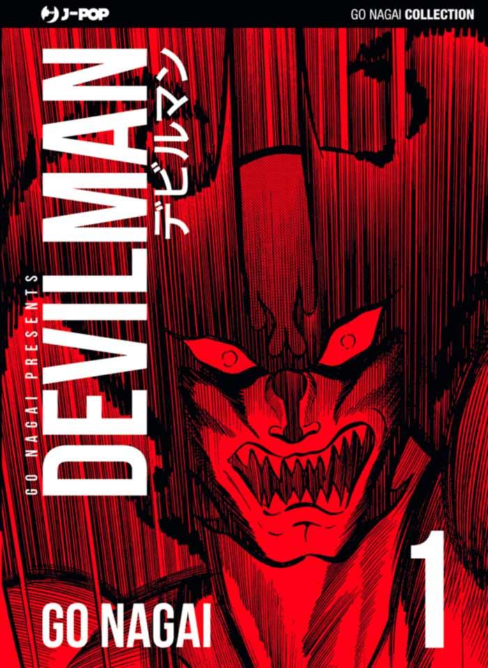 Devilman - Go Nagai - manga