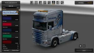 Konzack Skin for Scania RJL