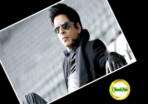 Bollywood Actor-Shah Rukh Khan-Biography Poster