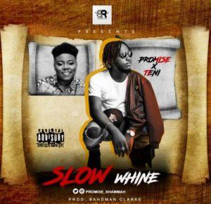 MUSIC: Promise – Slow Whine Ft.  Teni (Prod. Bahdman Clarke)